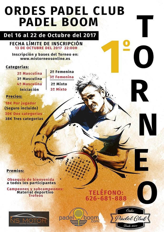 Torneo for Silvia vieites